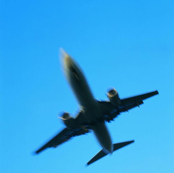 工业-飞机特写 航空 运输 空运