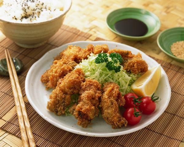 水果饮食饮食-海鲜米饭图午餐饭菜图片,美食解放路美食一条街大连图片