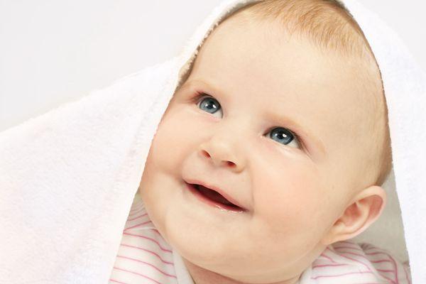 可爱 宝宝 抬头 新生婴儿-儿童教育-儿童教育篇,新生婴儿