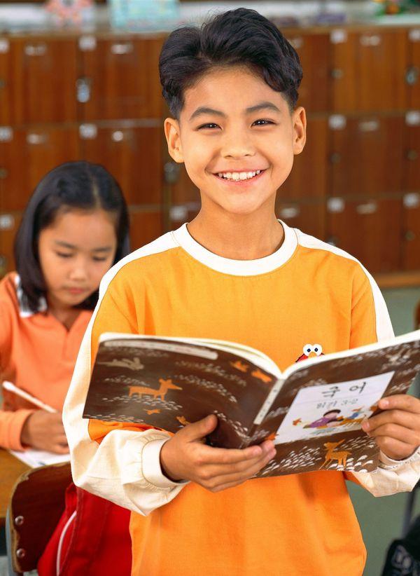 小学教育课堂-儿童教育图分解儿童朗读,动作小学生图片蹈站立图片