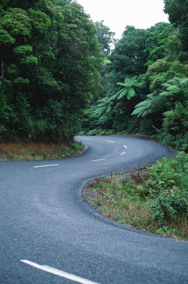 野外风光图片 自然风景图 公路 盘旋 拐弯,自然风景,野外风光高清图片