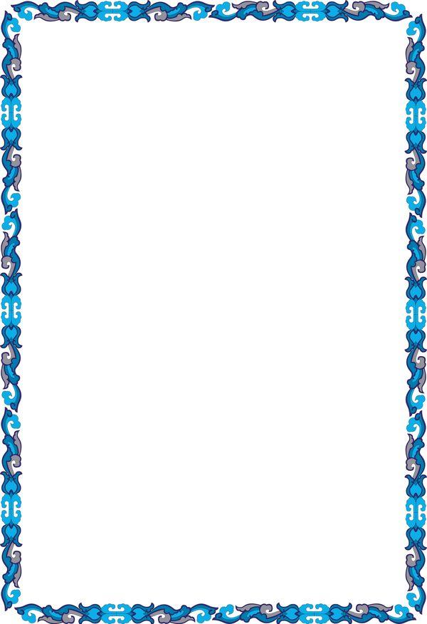 装饰边框图片-底纹背景图