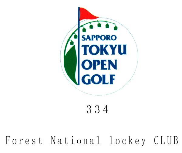 世界标识-高尔夫锦标赛 旗帜 三角形旗 334